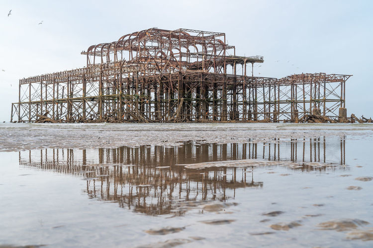 West Pier at