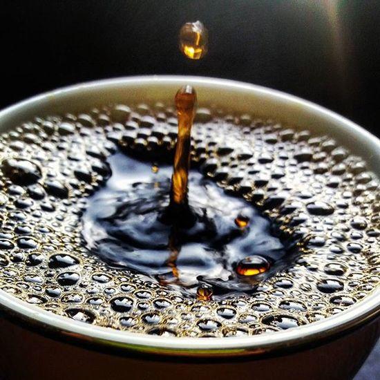 Happy bubbles ♡ Coffee Chemex Pourover Drip