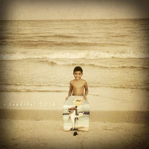 My Surfer! ❤️ Enjoying Life Hello World