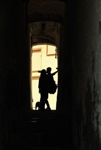 Sitges Couple Alley Thetraveler-2015EyemAwards The Street Photographer - 2015 EyeEm Awards