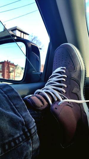 Nike Streetfashion SittinOnMusic Deadstock