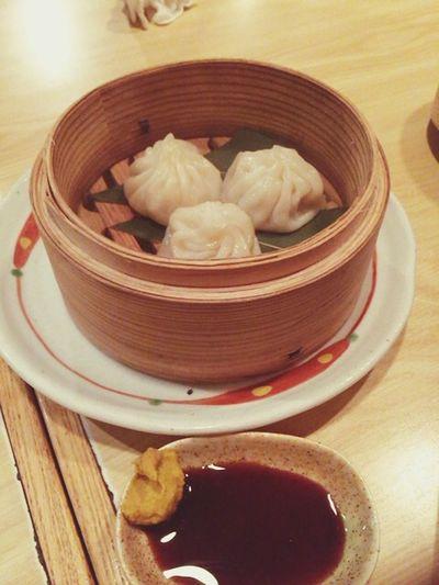 4/13 Dinner 小籠包 Yummy 中華 Kyoto 肉汁