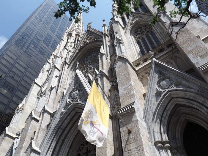 Church!🙌🏾 New York Manhattan USA Church