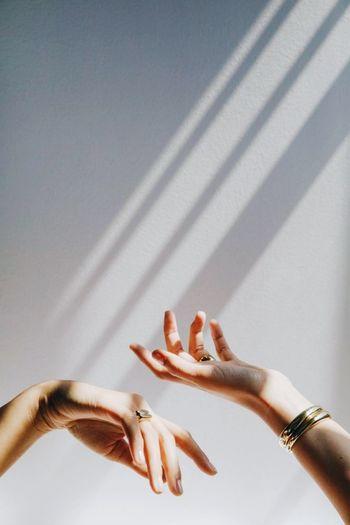 Gesture hands