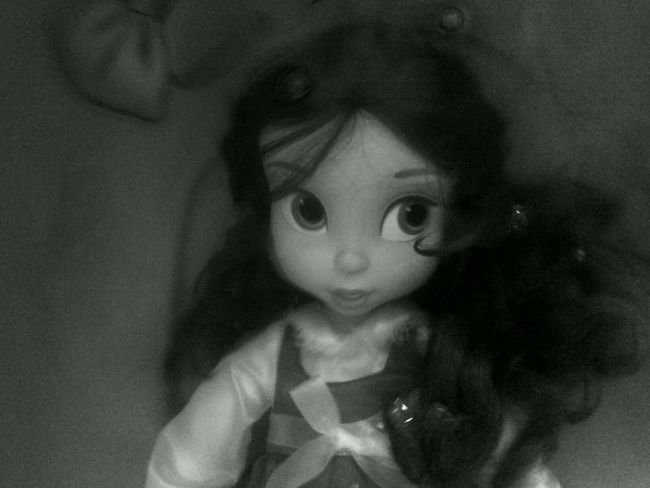 Doll Feelling Doll Face Doll Under The Water Doll Black And White Doll Baby