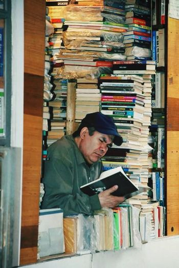Valeriedesign Man At Work Reading A Book Lifestyle