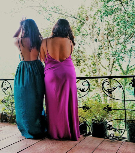 Two Is Better Than One bestie goals! Bestfriend Hanging Out Enjoying Life Relaxing Backview Sexybacks Bestfriends Best Friends Friendship Friends Friend Davao Escape Escapade