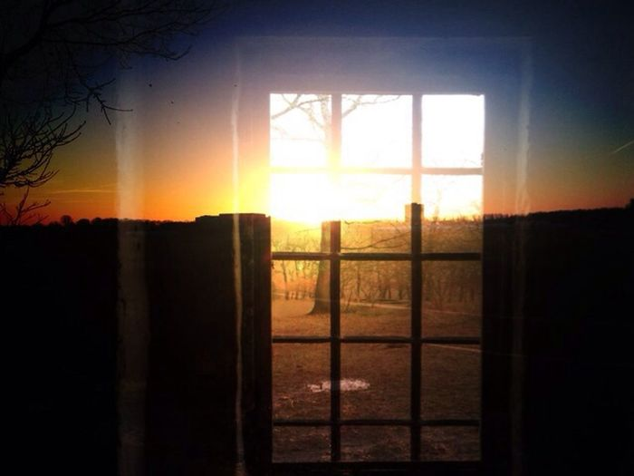 Vladimir: well? Shall we go? Estragon: yes, let's go. (They do not move).....s . Beckett The Window To Our Soul Sun_collection A Frame Within A Frame