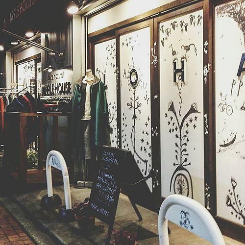 Apparel Shop Fashion Musashino Tokyo Tokyo,Japan TokyoDec2016 Tokyowinter 2016
