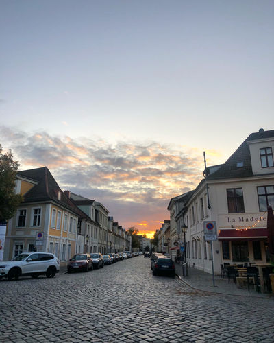 Potsdam am