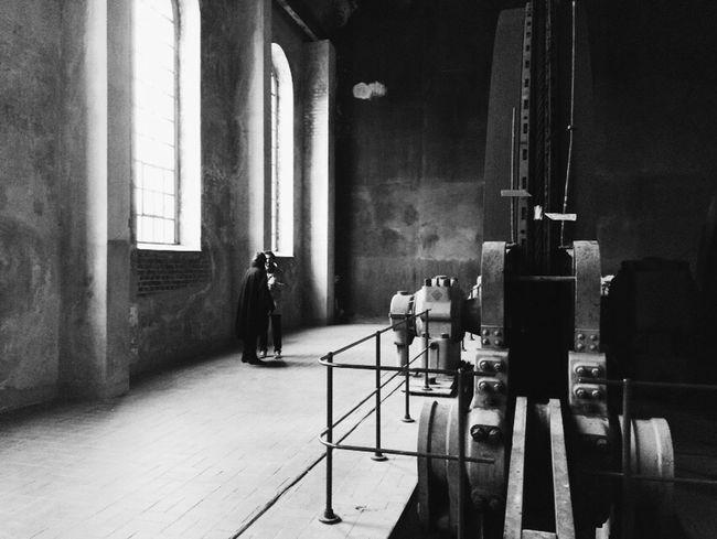 Zeche Zollverein Visit from Paris SciencePo Folkwang Blackandwhite EyeEm Bnw Room Amazing Old