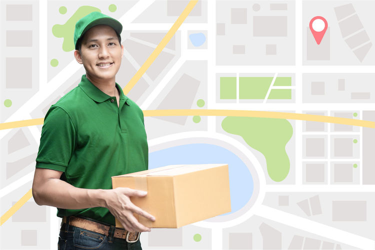 Asian delivery