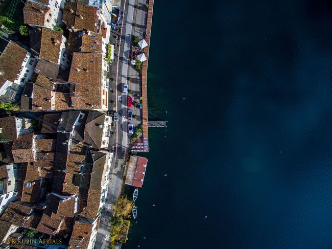 City Outdoors Sky No People Illuminated Architecture Day Cityscape Lakeshore Lakeside Roadscenes Pier Boats Village Lake View Lake Shore Lakescape Aerial Shot Aerial Perspective Aerial Photo Topdown Flying High