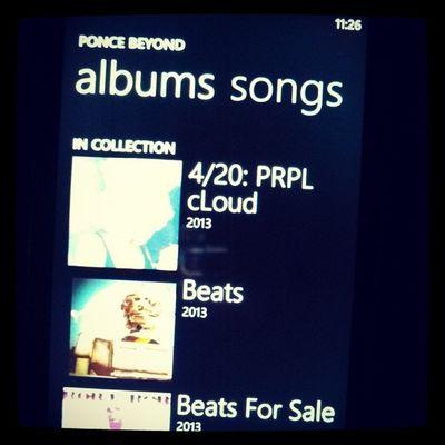 Courtesy of DoxsideMusic.com & Music.PonceBeyond.com. DMG CyberMonday