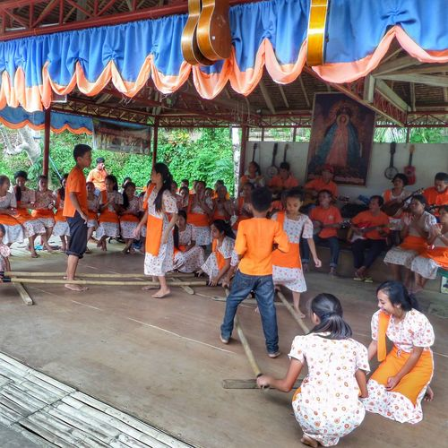 Folk Dance Tinikling Travel Philippines Eyeem Philippines