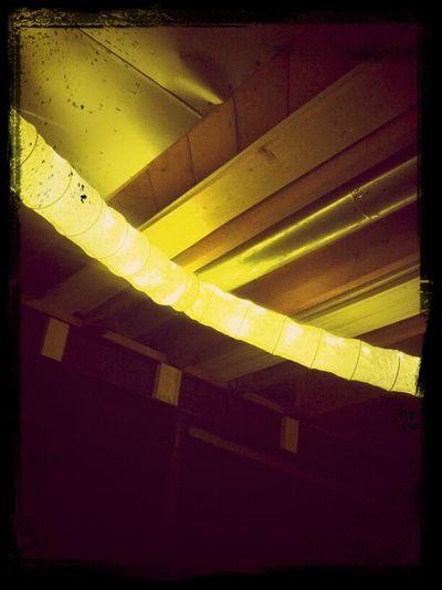 Hanging New Lights