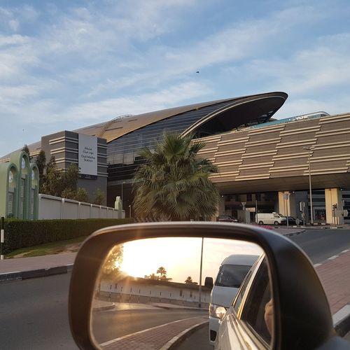 Hz339 Good Morning Dubai Nice View منظرمن،دبي دبي تصويري عود ميثا