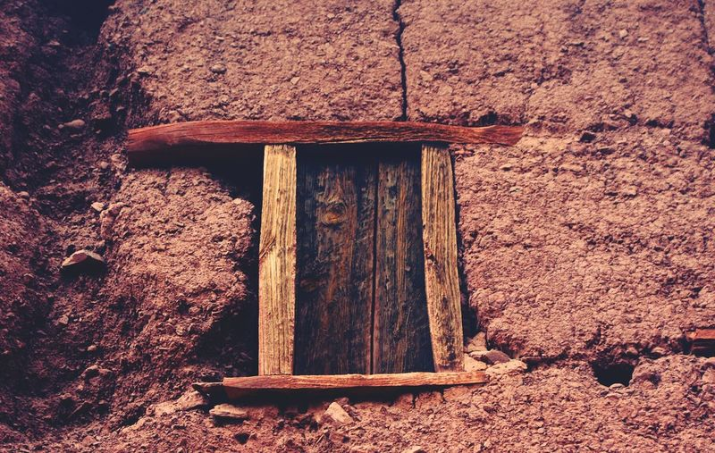 window - Tachkiout - Haute Atlas Marocain