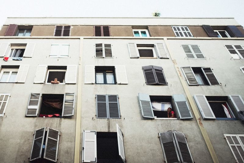 Streetphotography Street Photography Check This Out Rue Lyon France Building Architecture Reportage