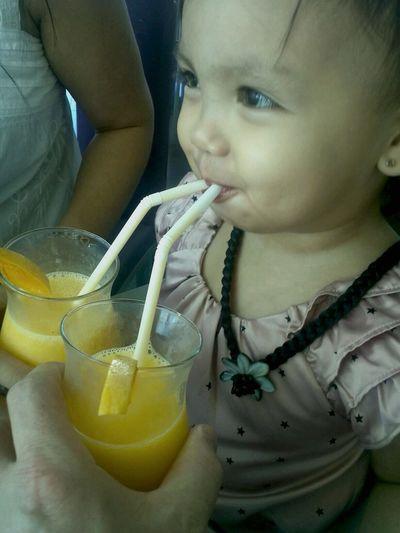 Street Food Worldwide Mango Shake Legazpi City