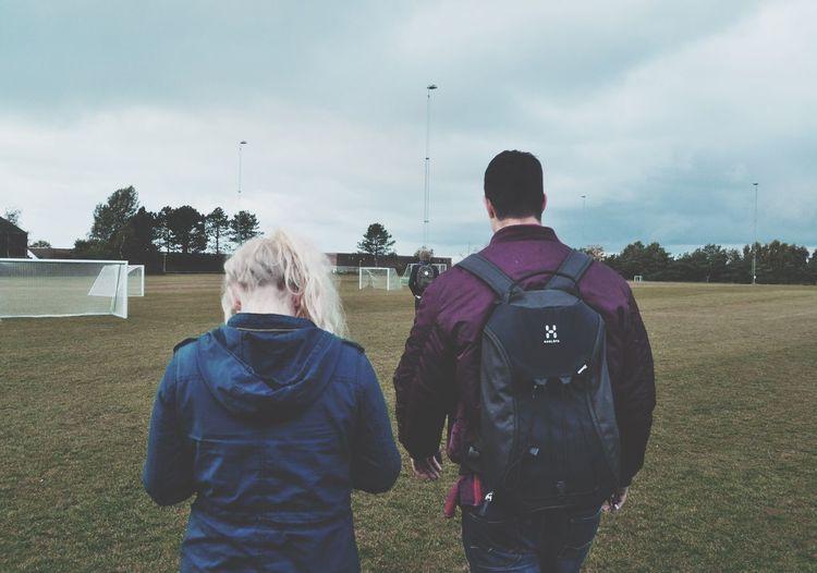 Denmark Field Walking
