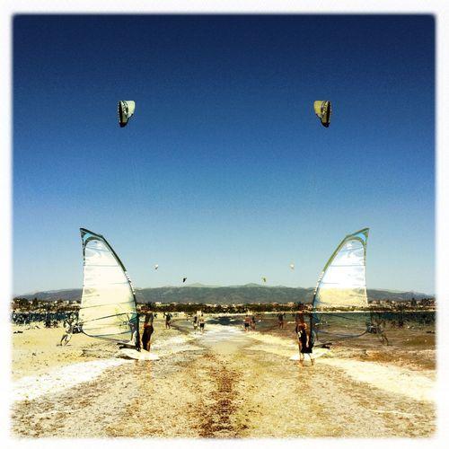 Kites Like Butterflies