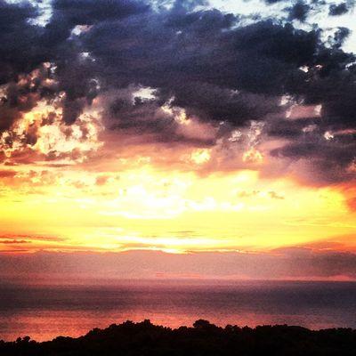 costa verde Sunset Sardegna