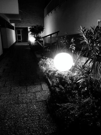 Black And White Blackandwhite OnePlus 5t Night Indoors  No People Illuminated