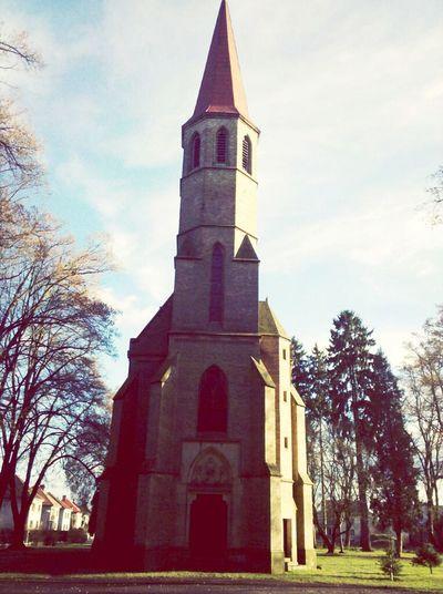 Hřbitovní kaple...