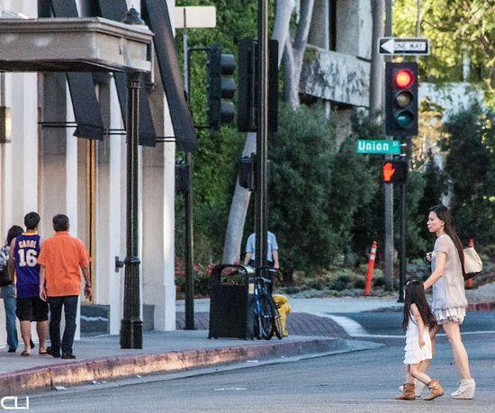 Streetfashion Streetphotography Pasadena
