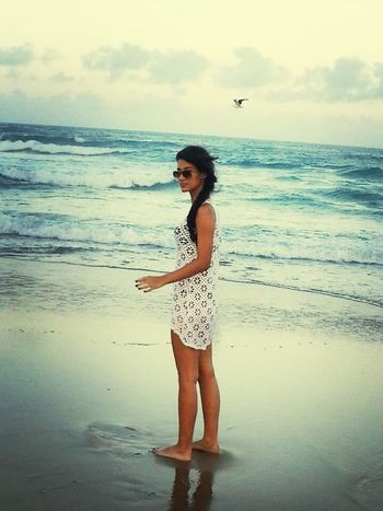 I don't care... Beach Me Girl Sea