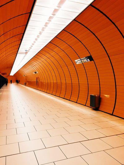 Munich Marienplatz Underground
