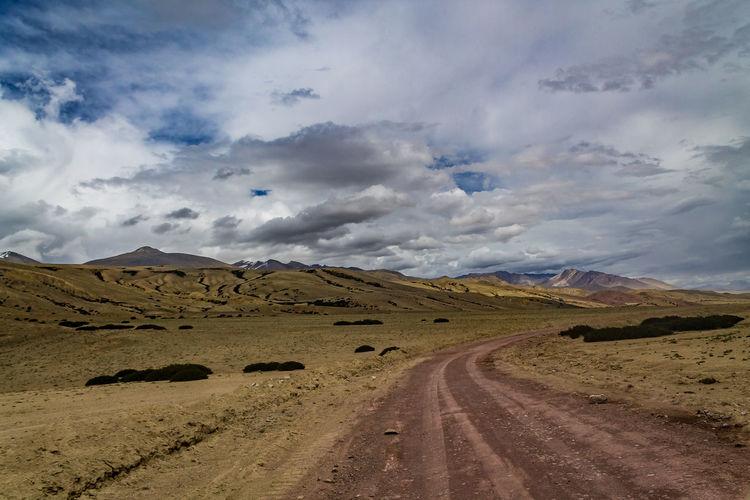 Ladakh Roads -