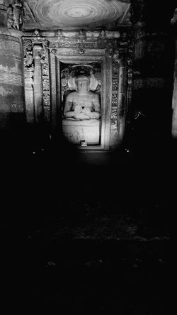 Praise to the almighty.... First Eyeem Photo Ajanta Caves Showcase : January