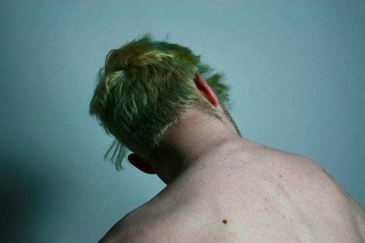 James III Man Tone Light And Shadow Vulnerability  Portrait Photography