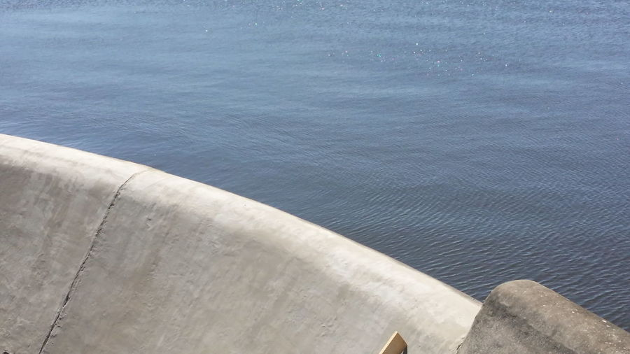 VIEW OF WATER IN WATER
