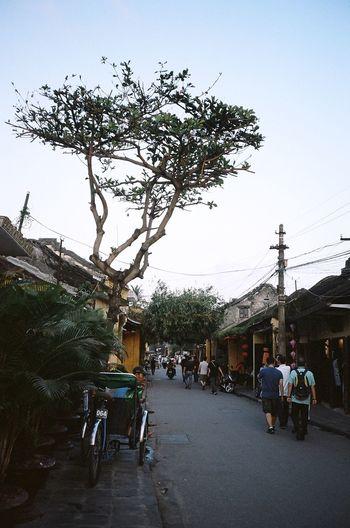 Kodak Portra 35mm Film Film Streetphotography Hoi An Vietnam Walking Traveling