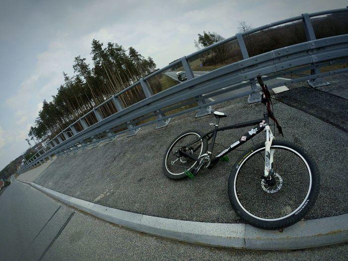 Bike Stunt Ride Your Way MTB Winter Poland Panic Passion Passion Sport Sport