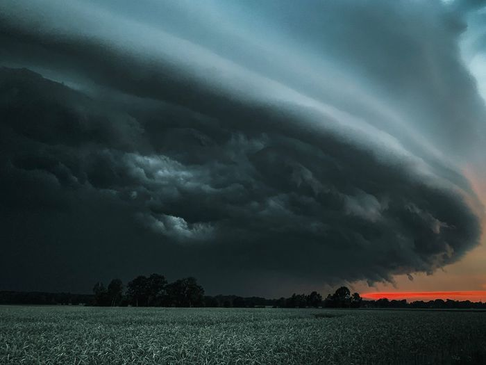 summer in germany 👌🏻😂 Space And Astronomy Dramatic Sky Storm Silhouette Plant Night Lake Landscape Idyllic No People Nature Environment Tranquility Tranquil Scene Water Cloud - Sky Beauty In Nature Scenics - Nature Sky EyeEm Nature Lover EyeEm Gallery My Best Photo EyeEm Best Shots Storm Cloud Thunderstorm Field Land Overcast Power In Nature Extreme Weather Tornado Outdoors Ominous The Great Outdoors - 2019 EyeEm Awards