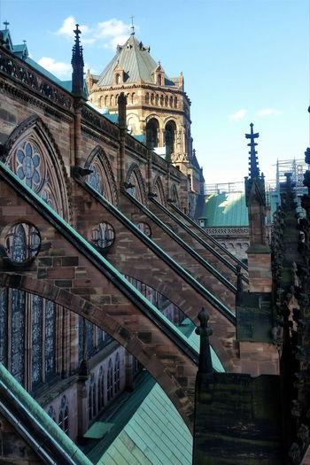 Strasbourg Strasbourg Cathedral