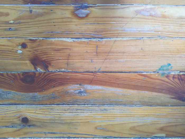 Full frame shot of wooden floor