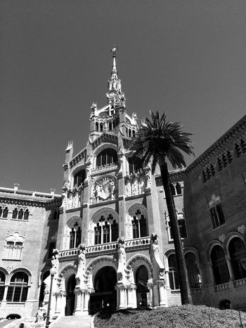 Catalunyalove Barcelonalove Black & White In The Road