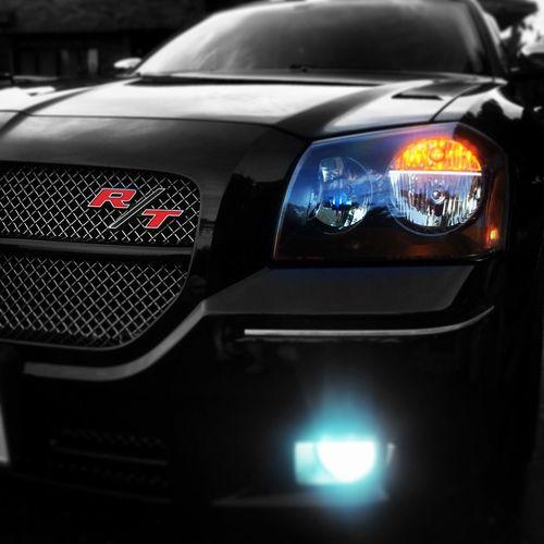 Car Luxury Dodge Magnum Illuminated Japan Photography Dodge