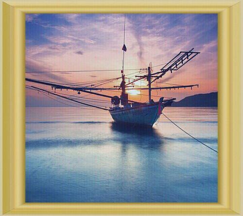 Hello World Beautiful Sunrise my first photo.