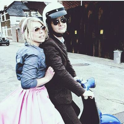 I love these two and I very missing these two :'( Rosetyler Tenthdoctor Tardis Badwolf