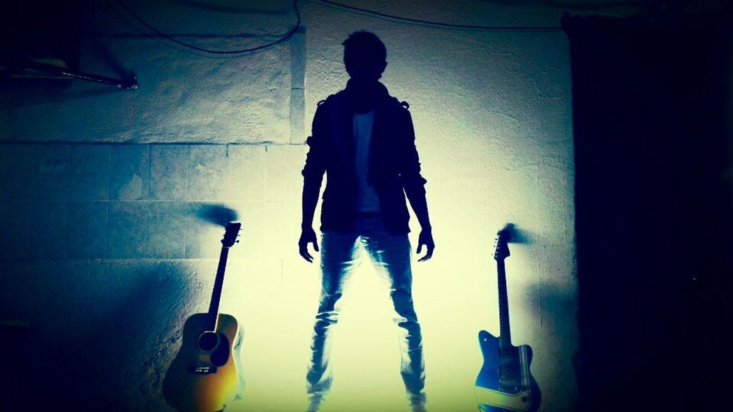 Music is my world.. Beautiful That's Me Light Music