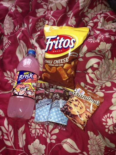 Snack Time Again ♥