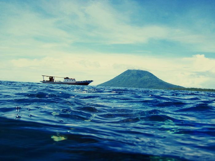 EyeEmNewHere North Sulawesi - Indonesia Bunaken Island After Dive Blue Water Warm