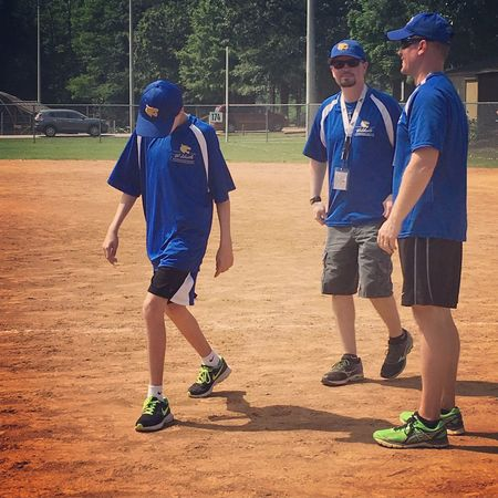 ImSorryINeglectedEyeEm MakingUpForLostTime BoysOfSummer2016 BaseballDaysAreHere HowEthanSeesTheWorld Autism Awareness 💙LoveThem💙 June2016