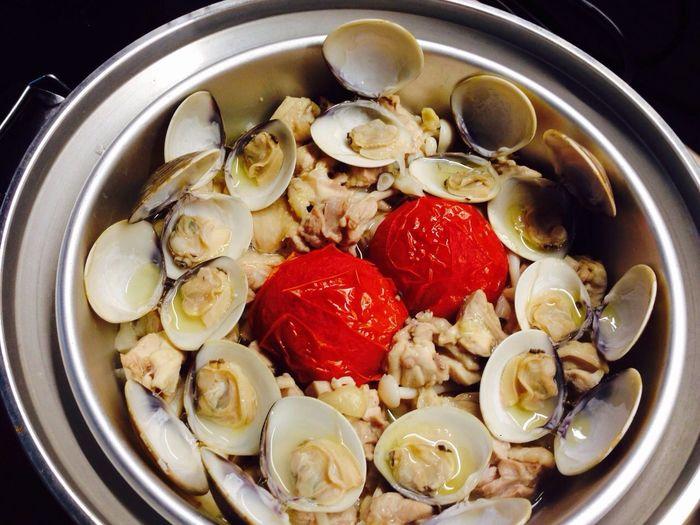 現在流行的番茄飯,同事在公司試做~非常成功 Tomatorice Food Yammy!!  Enjoying Life
